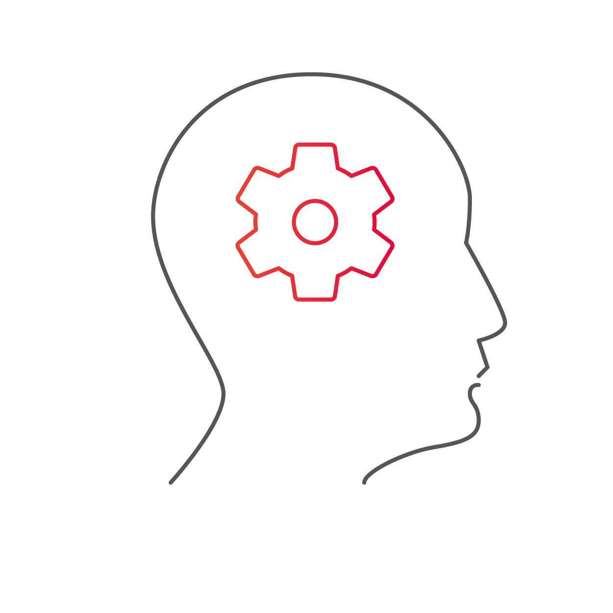 Head with Settings Wheel